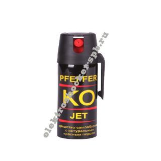 Струйный газовый баллончик PFEFFER KO JET 40 мл.